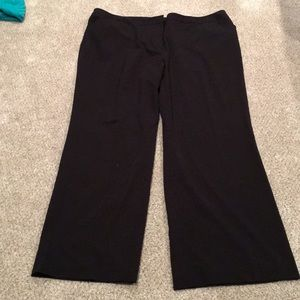 Worthington wide leg dress pant